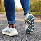 Мужские стильные кроссовки Adidas Yeezy Boost 700 V3, два цвета, фото 2
