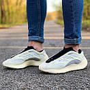 Мужские стильные кроссовки Adidas Yeezy Boost 700 V3, два цвета, фото 9
