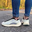 Мужские стильные кроссовки Adidas Yeezy Boost 700 V3, два цвета, фото 10