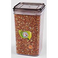 Емкость пластиковая для сыпучих продуктов 1.3 л Алеана 168025