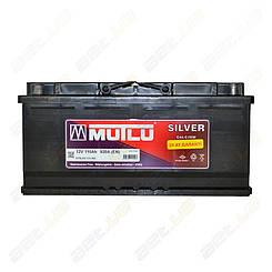 Аккумулятор Mutlu Silver Calcium 110Ah R+ 920A