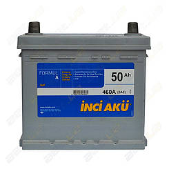 Аккумулятор INCI-AKU Formul A 50Ah JL+ 460A