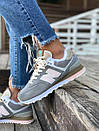 Женские кроссовки New Balance 574 из замша, 4 цвета, фото 5