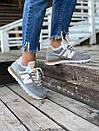 Женские кроссовки New Balance 574 из замша, 4 цвета, фото 6