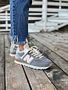 Женские кроссовки New Balance 574 из замша, 4 цвета, фото 10
