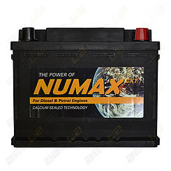 Аккумулятор Numax 60Ah R+ 500A