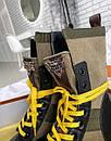 Женские высокие ботинки LV Metropolis Ranger Boots, фото 4