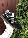Зимние замшевые кроссовки New Balance, 4 цвета, фото 3