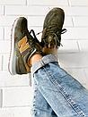 Женские кроссовки New Balance 574 из замша, два цвета, фото 7