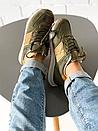 Женские кроссовки New Balance 574 из замша, два цвета, фото 8