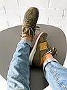 Женские кроссовки New Balance 574 из замша, два цвета, фото 9