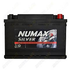 Аккумулятор Numax Silver 80Ah R+ 800A