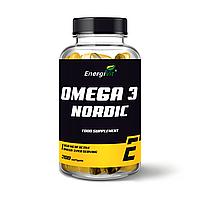 Омега-3 - EnergiVit Omega 3 NORDIC 950 mg active omega 3 /200 softgels