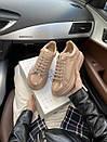 Лаковые женские кроссовки Alexander McQueen, фото 8
