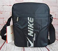 Спортивная сумка-барсетка через плечо Nike .Тканевая сумка. КС15, фото 1