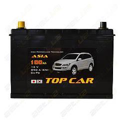 Аккумулятор TOP CAR Asia 100Ah JL+ 850A