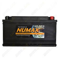 Аккумулятор Numax 100Ah R+ 850A