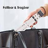 Складной держатель подставка из алюминиевого сплава для ноутбука и планшета, фото 4
