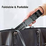 Складной держатель подставка из алюминиевого сплава для ноутбука и планшета, фото 5