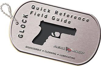 Брелок Real Avid Glock Field Guide