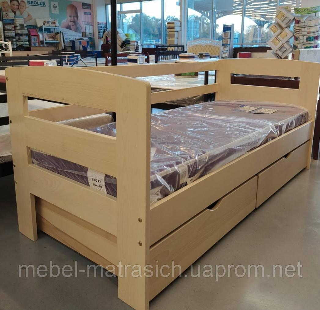 """Ліжко дитяче """"Ірис"""""""