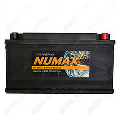 Аккумулятор Numax 105Ah L+ 850A