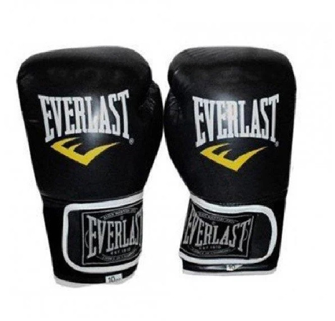 Боксерские перчатки MS 2108 10 размер Black (208041)