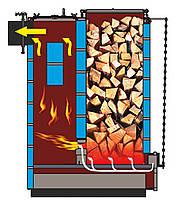 Білоруський шахтний котел Холмова Зубр МІНІ - 10 кВт. Сталь 5 мм!, фото 2