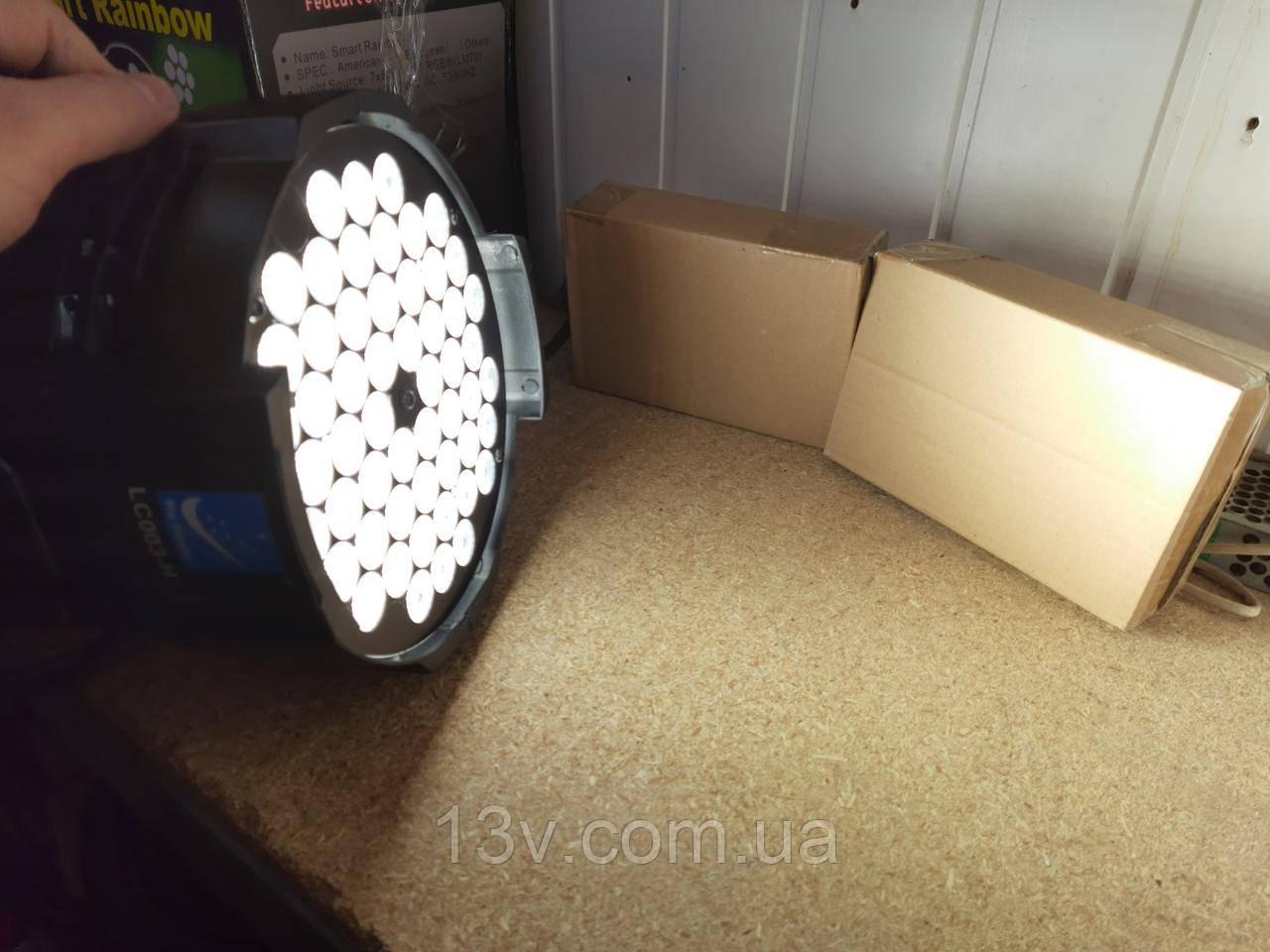 Білий Діодний Ліхтар PAR54 White (Білий теплий/холодний) Bid Dipper LC003-H