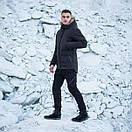 Мужской комплект парка Pobedov «seniora udacha»+штаны Pobedov trousers Vibukh (4 цвета), фото 4