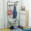 Вешалка напольная для одежды 3в1 HAT STAND, фото 5