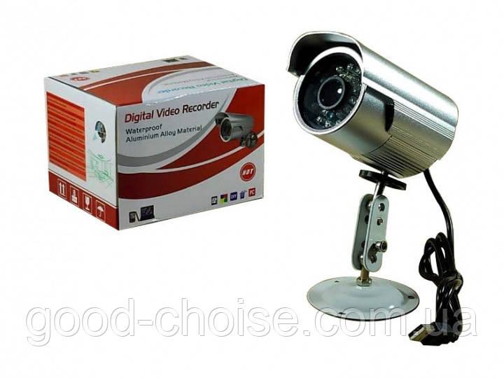 Камера видеонаблюдения уличная CAMERA 569 USB
