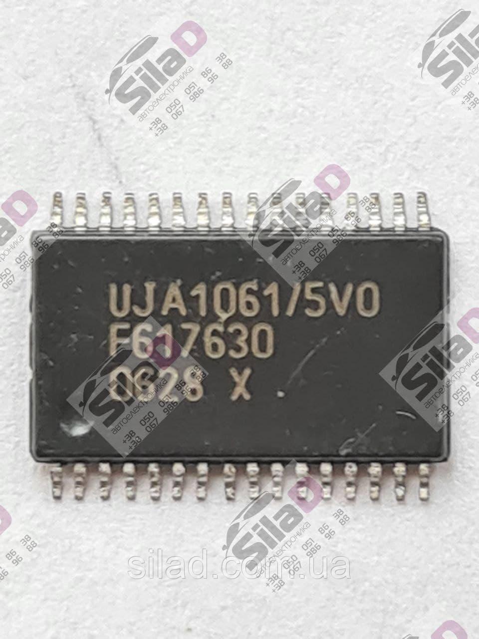 Микросхема UJA1061 5V0 NXP корпус HTSSOP32