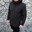 "Зимняя мужская куртка Pobedov ""Rocketman""  (3 цвета), фото 5"