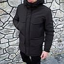 "Зимняя мужская куртка Pobedov ""Rocketman""  (3 цвета), фото 7"