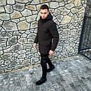 "Зимняя мужская куртка Pobedov ""Rocketman""  (3 цвета), фото 8"