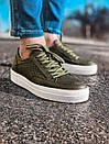 Мужские стильные кроссовки, два цвета, фото 4