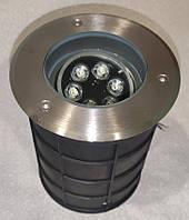 Тротуарный 6W поворотный светодиодный светильник Ecolend  AC65-265V