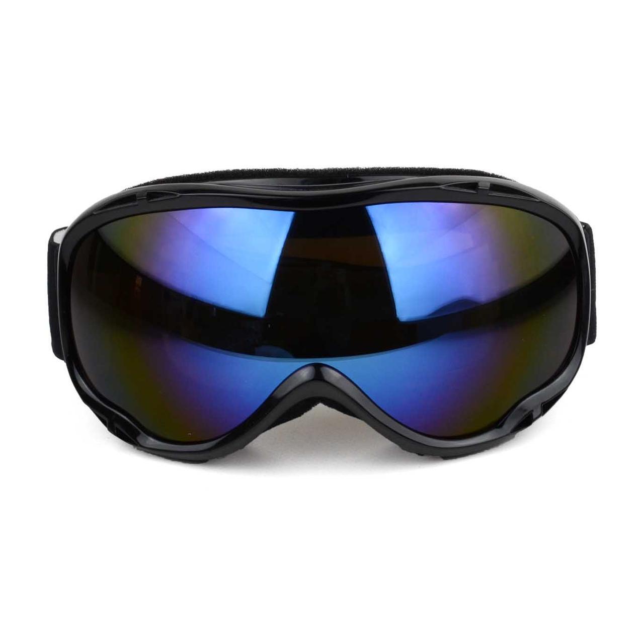 Очки лыжные Подростковый размер (МГ-1029)