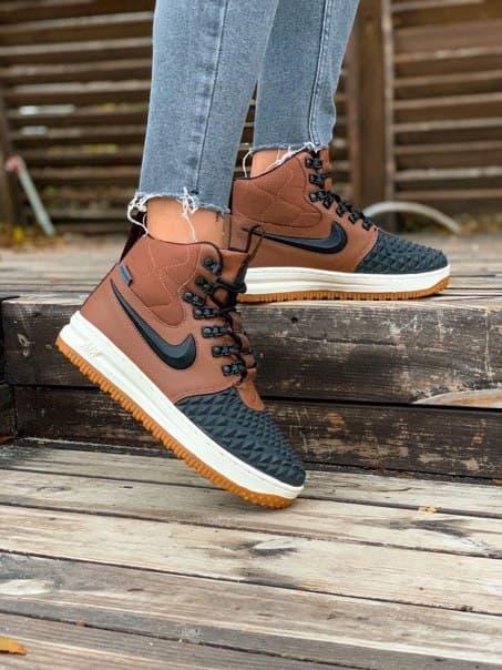 Модные женские кроссовки Nike, два цвета Топ качество