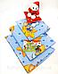 Дитячі комплекти в ліжечко для хлопчиків в асортименті, фото 3