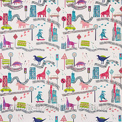 Текстиль Dino City Big Adventure Prestigious Textiles