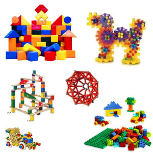 Дитячі конструктори