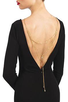 Колье на спину Bijoux Pour Toi - Lise Gold Bomba💣