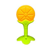 Прорезыватель Апельсин в футляре, фото 1