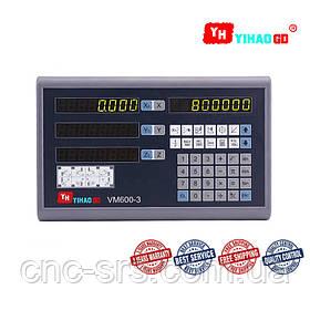 3 оси TTL 5 вольт LЕD дисплей устройство цифровой индикации VM600-3
