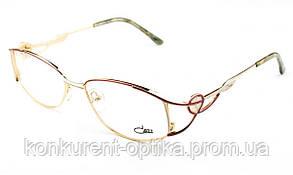 Имиджевые женские очки овальные Caili 806