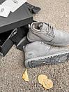 Мужские зимние ботинки UGG Neumel (цвета: синий, серый), фото 7