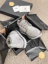 Мужские зимние ботинки UGG Neumel (цвета: синий, серый), фото 8