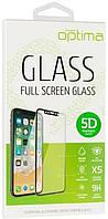 Защитное стекло Optima 5D for Samsung A505 A50 - Black